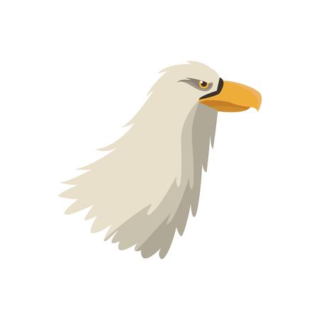 griffin mythological magic winged beast design vector illustration