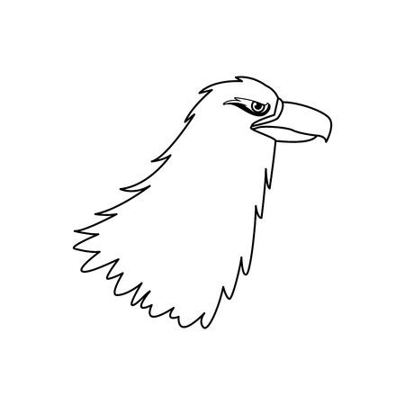 griffon: griffin mythological magic winged beast design vector illustration