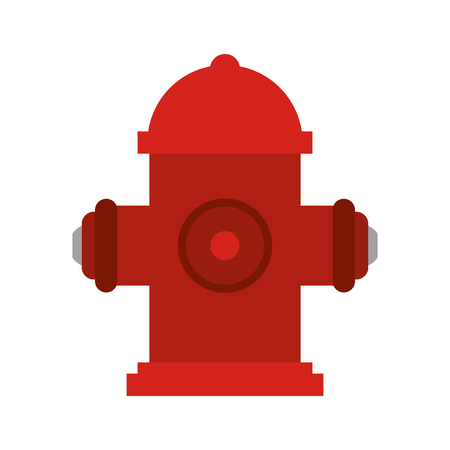 Fire hydrant use icon vector illustration desing graphic