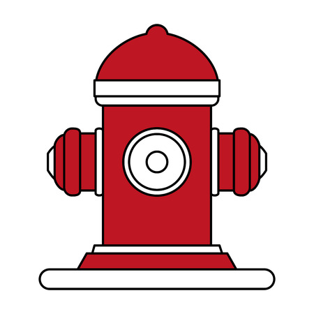 Fire hydrant use icon vector illustration desing graphic flat Illustration