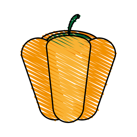 Melon sweet fruit icon vector illustration design graphic