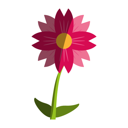 Single pink flower icon image vector illustration design royalty single pink flower icon image vector illustration design stock vector 81511125 mightylinksfo