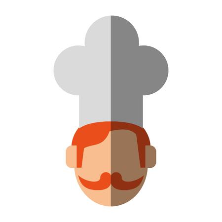 fine dining: Fine chef restaurant food shadow  vector illustration design graphic