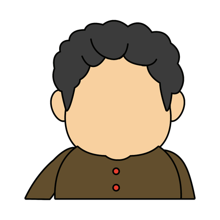 grandfather man mature family people vector illustration Illustration