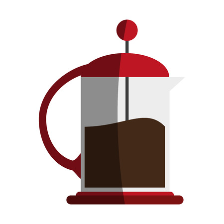 appliances: coffee maker icon vector illustration graphic design