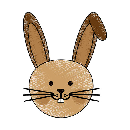 A cute animal cartoon vector illustration graphic design.