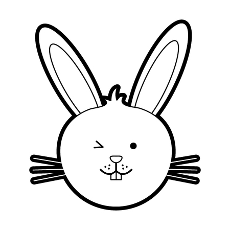 la: cute animal cartoon vector illustration graphic design