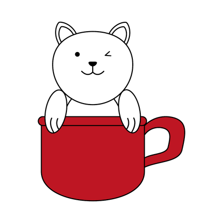 humor: cute animal cartoon vector illustration graphic design