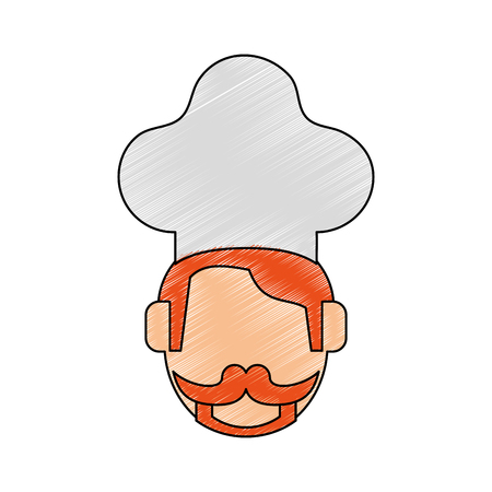 Fine chef restaurant food doodle vector illustration design graphic