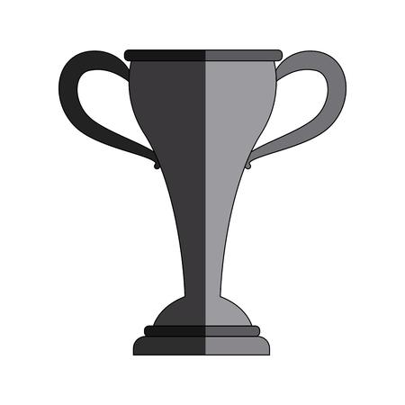 Sport trophy championship winner symbol vector illustration Stok Fotoğraf - 83173686