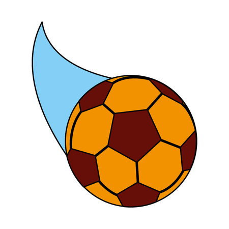 soccer ball icon image vector illustration design Illustration