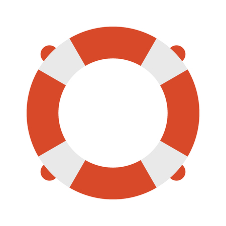 survive: Life preserver icon image vector illustration design