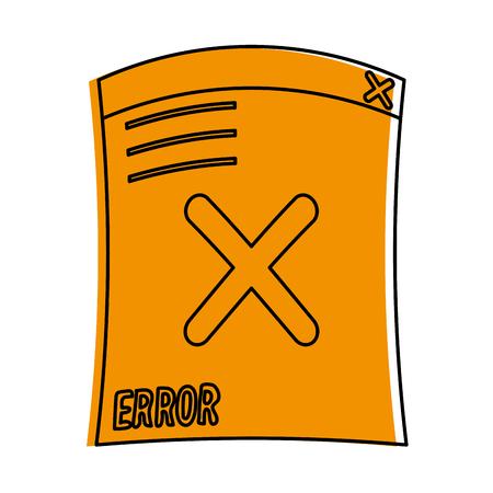 guideline: Error in website icon image
