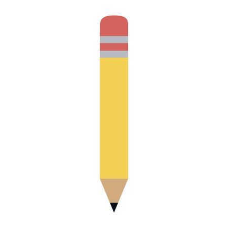 diseño de ilustración de vector de imagen de icono de borrador de lápiz