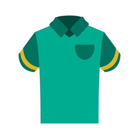 polo shirt icon image vector illustration design Illustration