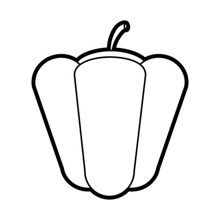 Melone süße Obst-Symbol Vektor-Illustration Design-Grafik Standard-Bild - 84631169