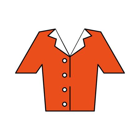 pyjama: Pyjama sleep wear icon vector illustration graphic design Illustration