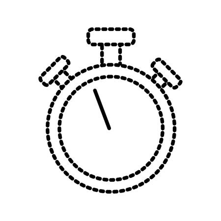 Timer chronometer symbol icon vector illustration graphic design