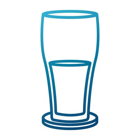 condensation: glass drink soda icon vector illustration graphic design