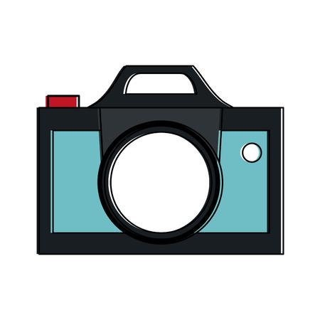old photo: photographic camera icon image vector illustration design