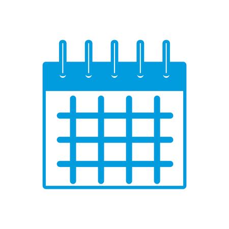 modern office: Calendar Event symbol icon vector illustration graphic design Illustration