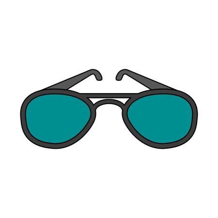 sunglasses eyewear icon image vector illustration design