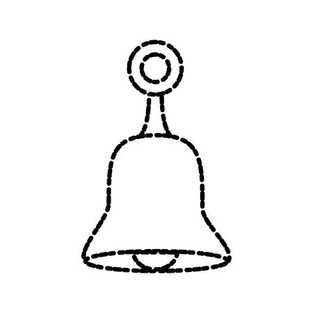 Hotel bell service icon vector illustration graphic design Illustration