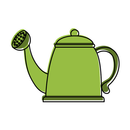 watering can icon image vector illustration design