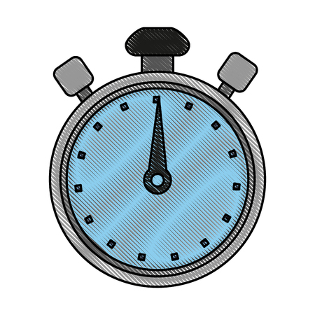 forme: Timer chronometer symbol icon vector illustration graphic design