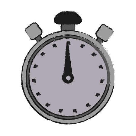 device: Timer chronometer symbol icon vector illustration graphic design