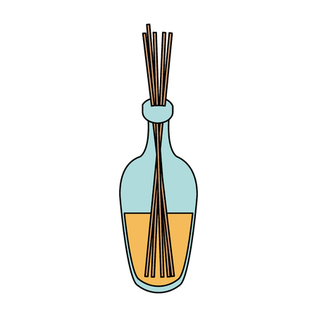 incense aromatherapy icon image vector illustration design
