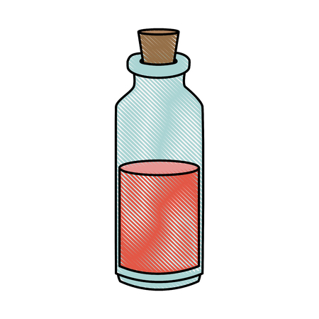 Spa aromatherapy oil icon vector illustration graphic design Illustration