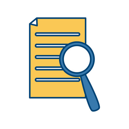 Searching in documents icon.
