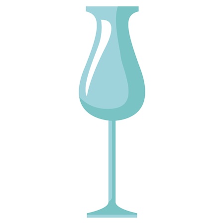 Glass cup icon illustration graphic design. Illustration