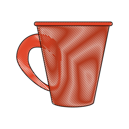 Cup of coffee icon.