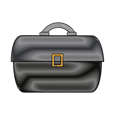 briefcase business icon image vector illustration design Illustration