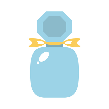 Perfume bottle icon vector illustration graphic design Illustration