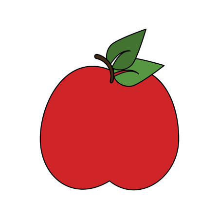 Fruit icon illustration.
