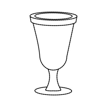 Chalice  icon isolated vector illustration graphic design draw Illustration