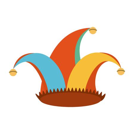 Jester hay symbol icon vector illustration graphic design Illustration