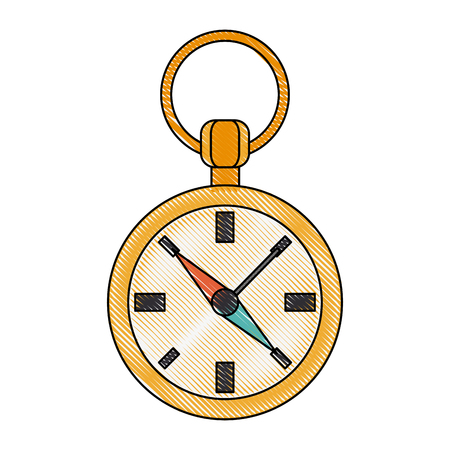 Navigation compass symbol icon vector illustration graphic design icon vector illustration graphic design Illustration