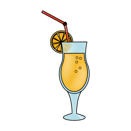 Delicious Summer cocktail