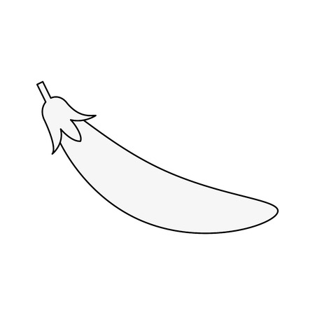 Spicy chilli isolated icon vector illustration graphic design