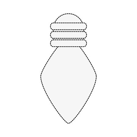Dartboard target symbol icon vector illustration graphic design Vettoriali