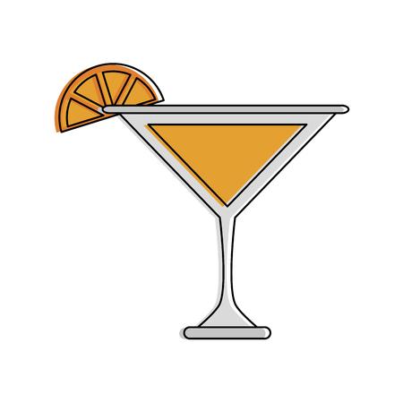 Lemon  drink icon illustration graphic design.