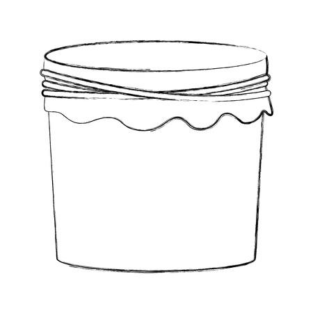 Leather drum music instrument icon vector illustration graphic design 向量圖像