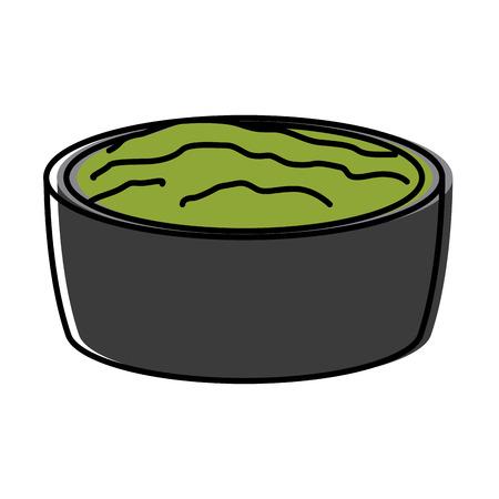 Mexican chili sauce icon