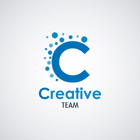 Creative minds and ideas icon vector illustration graphic Stock Illustratie