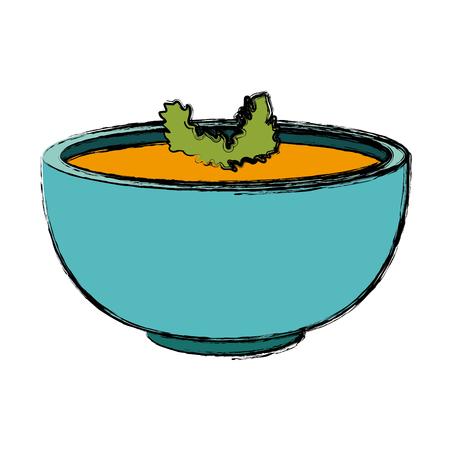 Mexican chilli sauce icon vector illustration graphic design