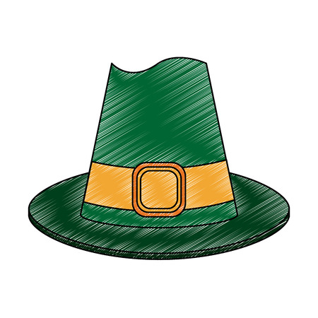 Vintage male hat icon vector illustration graphic design Illustration